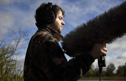 Uruguay's blind 'bird man' can identify 3,000 bird sounds