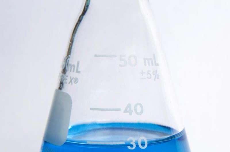 USU biological engineer patents method to make natural blue dye