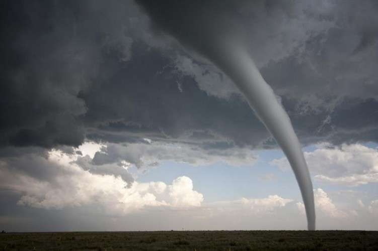 Researchers publish first major study of European tornadoes in 99 years
