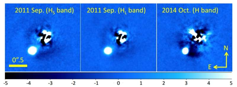 Astronomers discover new substellar companion to the Pleiades member star
