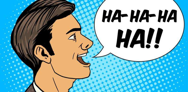 Psychologists see humor as a character strength