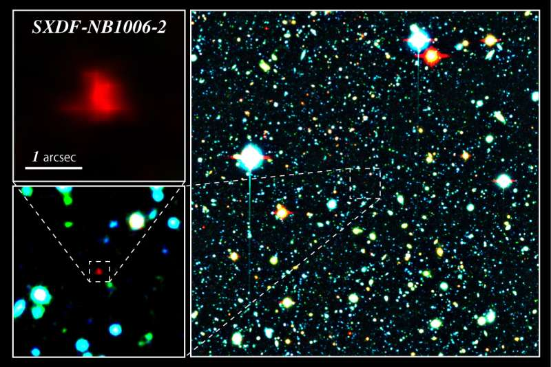 Scientists detect most distant signs of oxygen in the universe