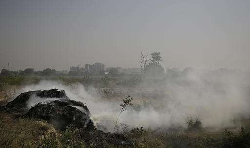 India launches phone app to monitor New Delhi's pollution