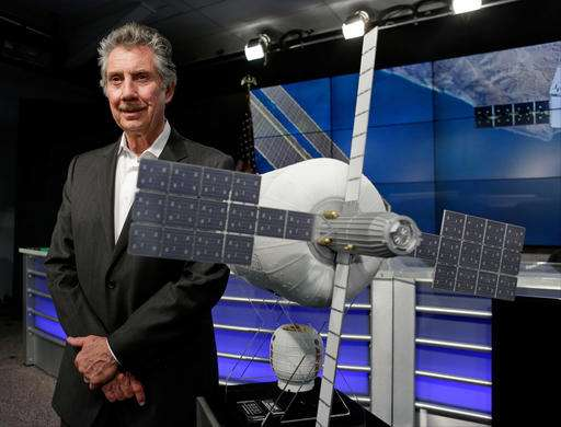 Space station getting inflatable room, a cosmic 1st