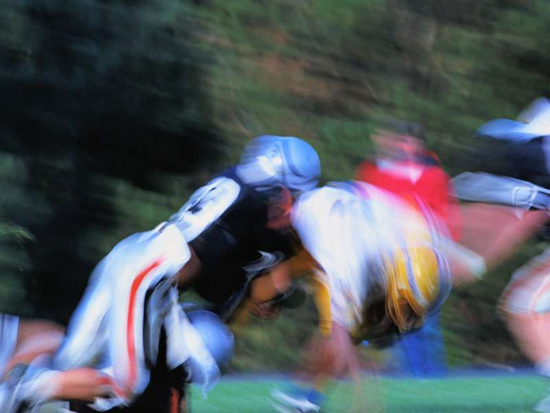 Study suggests brain damage in 40 percent of ex-NFL players