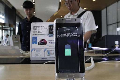 Samsung recalls Galaxy Note 7 after battery explosions