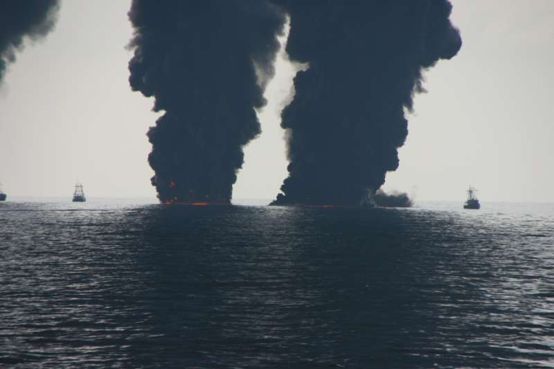 Researchers analyze 125 compounds from oil spilled in the Gulf of Mexico to determine their longevity