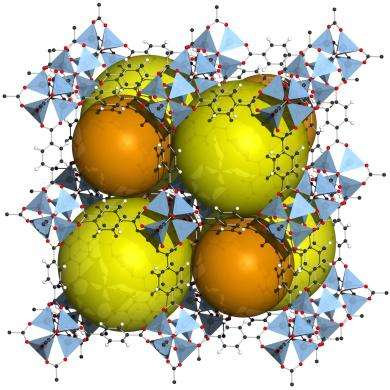 Scientists investigating nanoparticles conduct experiment while free falling