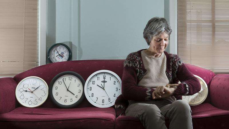 1 in 5 people don't have time to look after their health