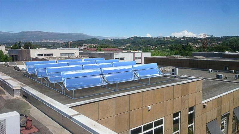 Air conditioning goes green