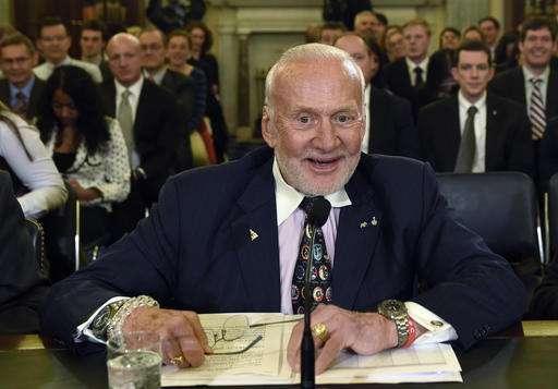 Buzz Aldrin gets visit from NASA after polar evacuation