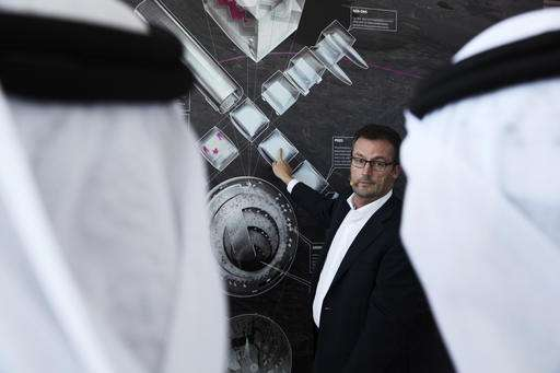 Dubai, Hyperloop One to study potential for Abu Dhabi line