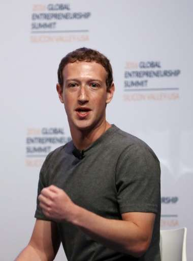 Facebook CEO Mark Zuckerberg said he was disappointed that the SpaceX launch failure also destroyed his Amos-6 satellite