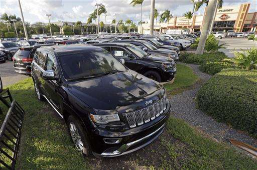 Fiat Chrysler speeds up recall of confusing gear shifters