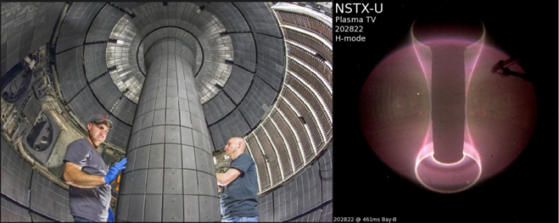 First results of NSTX-U research operations