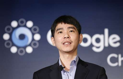 Go master: AI will one day prevail but beauty of Go remains
