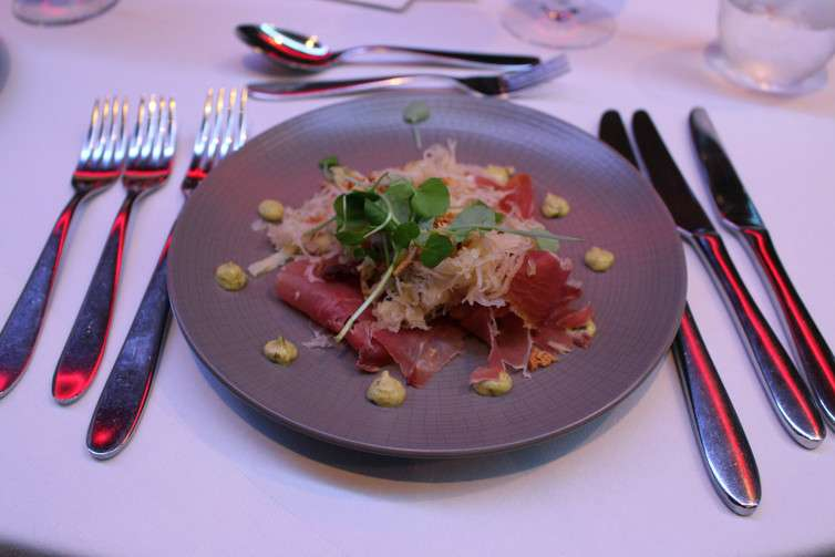 Gourmet meals are filled with bacteria – and they taste delicious