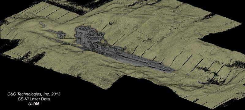 Gulf of Mexico historic shipwrecks help scientists unlock mysteries of deep-sea ecosystems