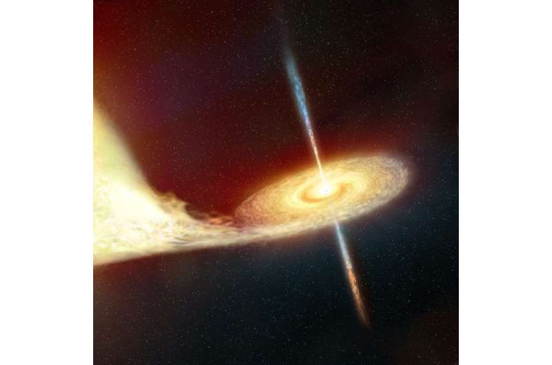 How cold are black holes?