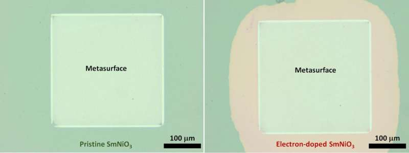 New optical material offers unprecedented control of light and thermal radiation