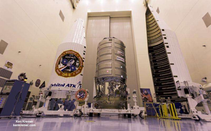 Orbital ATK proposes man-tended lunar-orbit outpost by 2020 for link up with NASA's Orion