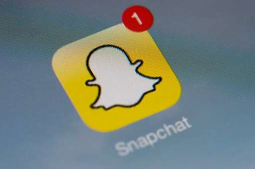 Snapchat estimates it has more than 100 million users globally of the service for sending videos, images and text messages which