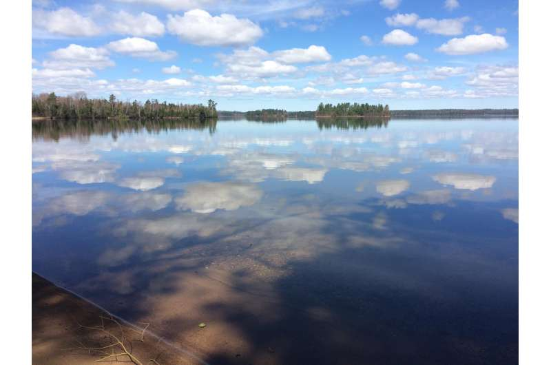 Study shows many lakes getting murkier, but gives hope for improvement
