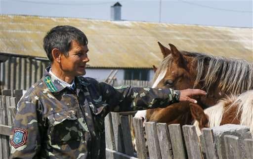 Test finds Chernobyl residue in Belarus milk