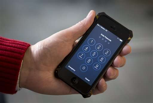 US fight over gunman's locked iPhone could have big impact