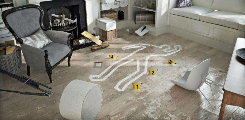 Virtual reality robots could help teleport juries to crime scenes