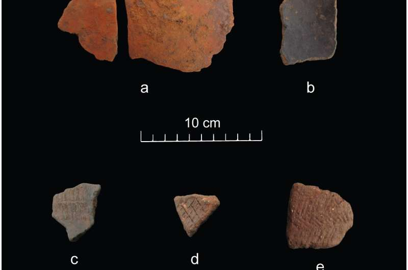Ancient Brazilian pit house occupied continuously for centuries