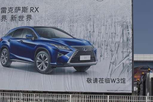Beijing auto show showcases China's SUV love affair