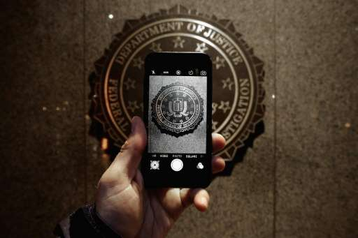 FBI Director James Comey reiterated on April 26, 2016 concerns about the impact of strong encryption in the wake of the legal ba