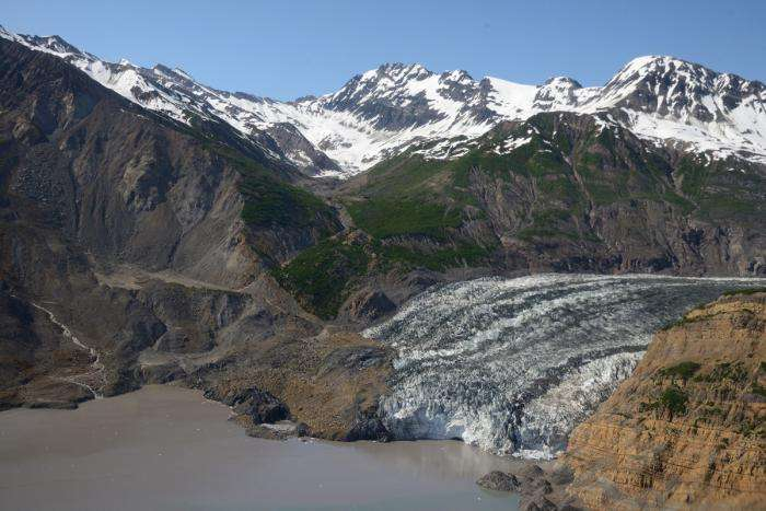 Massive landslide detected in Glacier Bay's fragile mountains