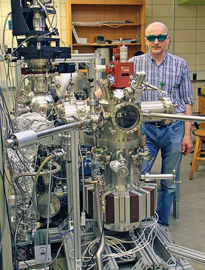 Physicists discover new type of material that may speed computing