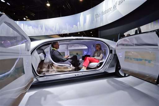 Questions and answers about new self-driving car safety data