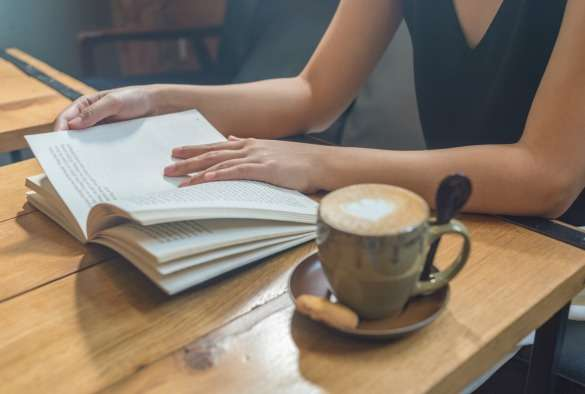 Research shows how reading for pleasure can improve your life