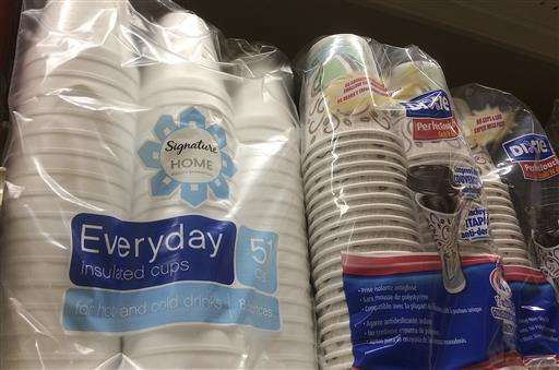 San Francisco enacts broad ban on foam cups, coolers, toys