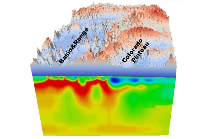 New technique for finding weakness in Earth's crust