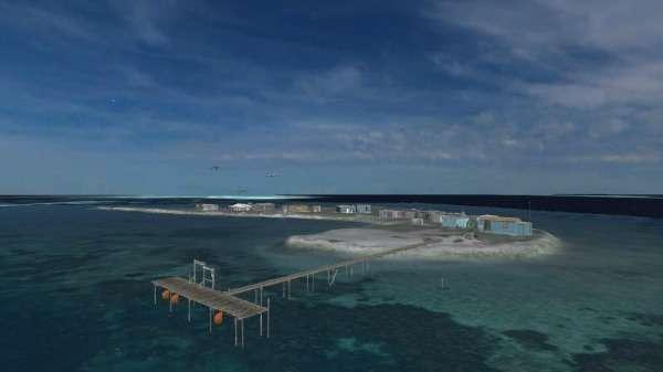 Virtual reality takes public on history tour of shipwreck island
