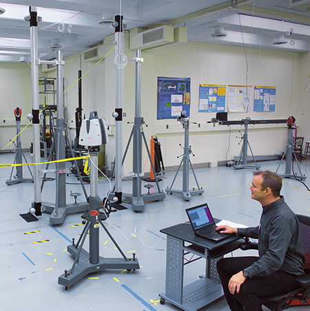 3D laser scanner runoff pushes new standard towards the finish line