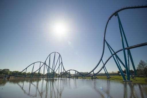 Best new theme park rides: Virtual reality, interactivity