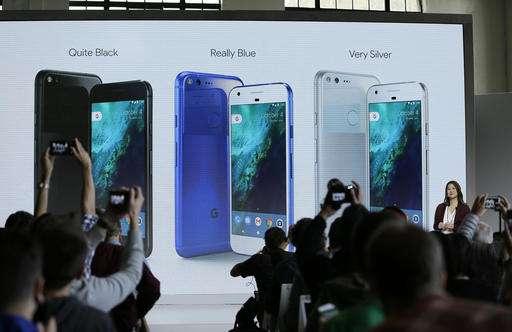 Google's Pixel phone: Not much new, but still a standout