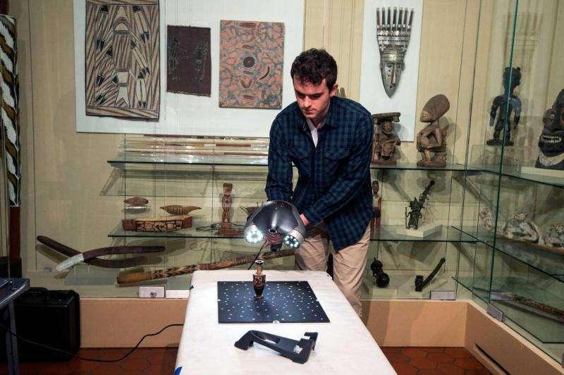 How 3-D printing brings ancient Greek art to life