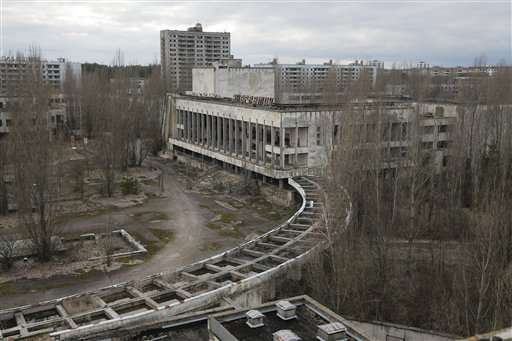 Looking back: 30 years of photographing Chernobyl