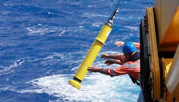 Researcher sheds light on ocean observations
