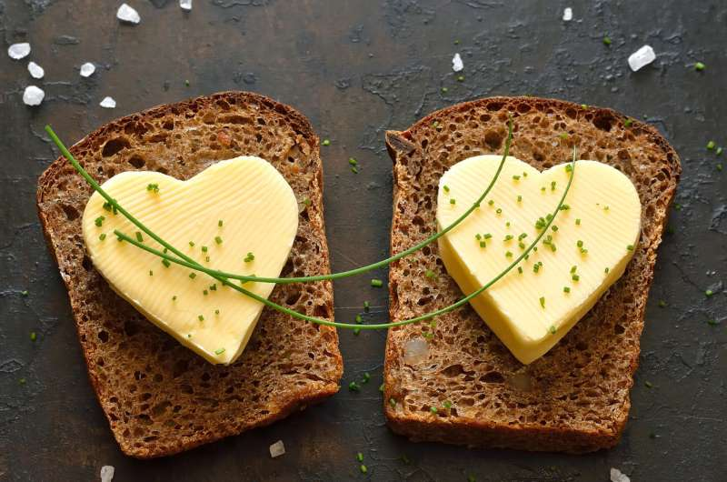 Saturated fat could be good for you