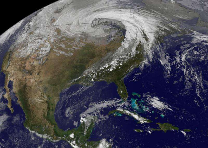 Climate change 'tug of war' keeps scientists guessing on storm tracks
