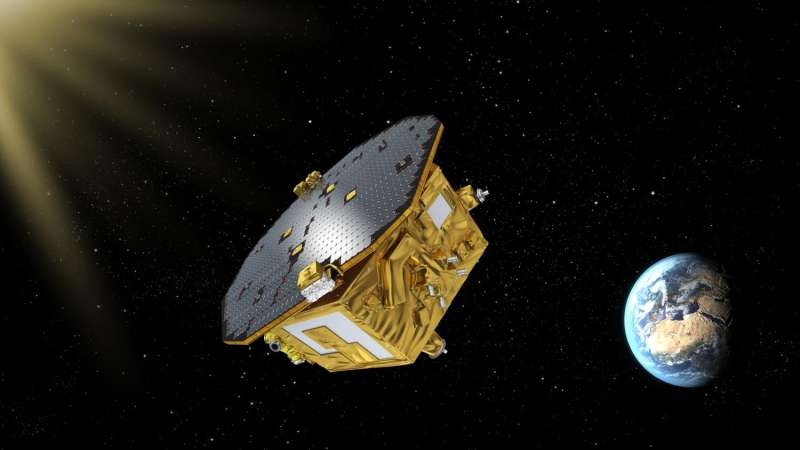 LISA Pathfinder mission paves way for space-based detection of gravitational waves