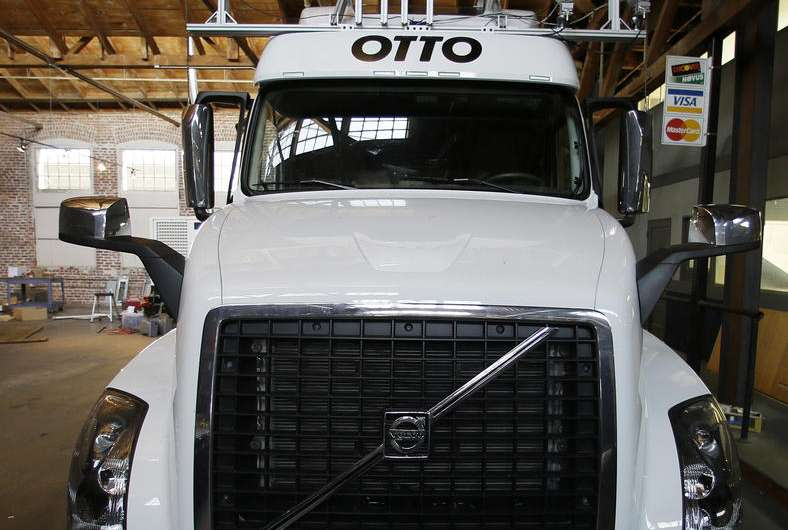 Startup wants to put self-driving big rigs on US highways